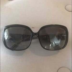 fb9f3023cf59 Women Coach Sunglasses With Heart On The Side on Poshmark